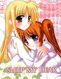 Mahou Shoujo Lyrical Nanoha - Sleep My Dear (Doujinshi)
